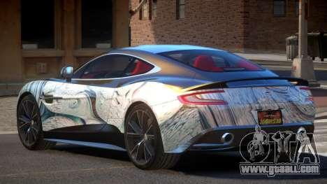Aston Martin Vanquish LT PJ2 for GTA 4