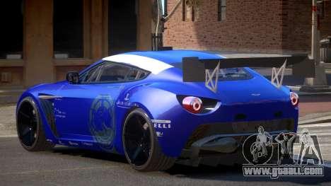 Aston Martin Zagato G-Style PJ3 for GTA 4