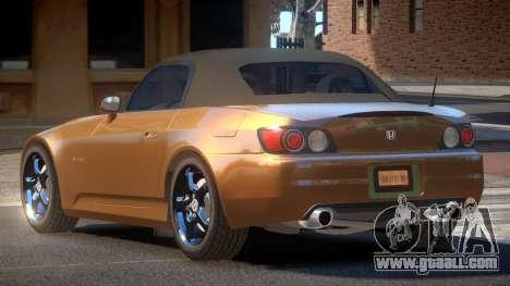 Honda S2000 TR for GTA 4