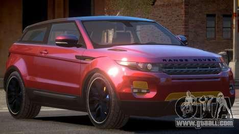 Range Rover Evoque MS for GTA 4
