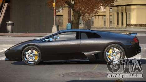 Lamborghini Murcielago RP for GTA 4
