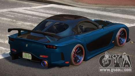 Mazda RX-7 FSI for GTA 4