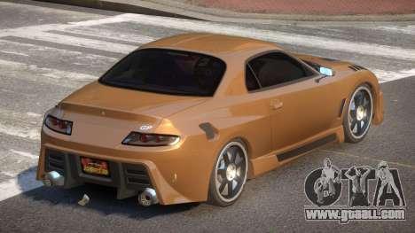 Mitsubishi FTO MS for GTA 4