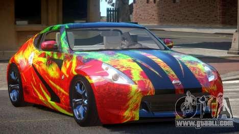 Nissan 370Z TR PJ6 for GTA 4
