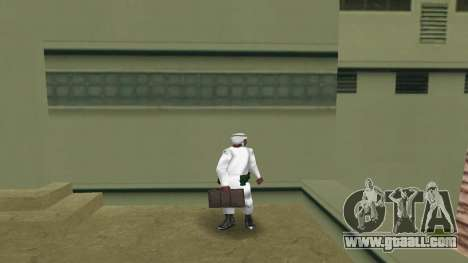 Briefcase Weapon for GTA Vice City