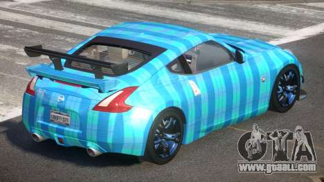 Nissan 370Z G-Style PJ5 for GTA 4