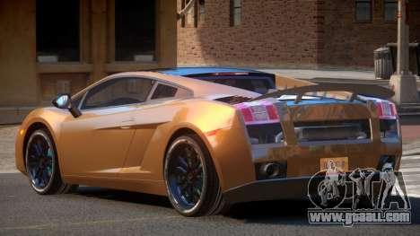 Lamborghini Gallardo FSI for GTA 4