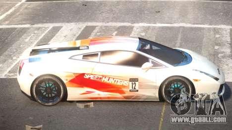 Lamborghini Gallardo FSI PJ2 for GTA 4