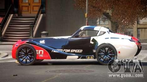 Morgan Aero S-Tuned PJ5 for GTA 4