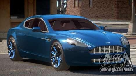 Aston Martin Rapide SL for GTA 4