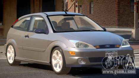 Ford Focus SVT ML for GTA 4
