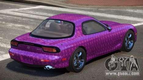 Mazda RX-7 Qn PJ2 for GTA 4