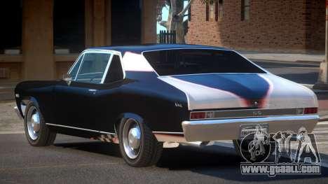 Chevrolet Nova RT PJ2 for GTA 4
