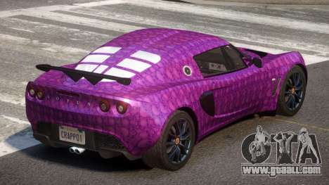 Lotus Exige M-Sport PJ2 for GTA 4