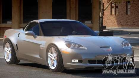 Chevrolet Corvette Z06 RT for GTA 4