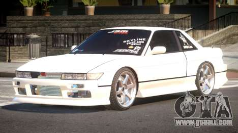 Nissan Silvia S13 TR for GTA 4