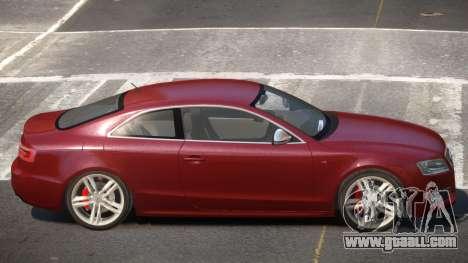 Audi S5 E-Style for GTA 4
