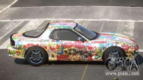 Mazda RX-7 Qn PJ5 for GTA 4