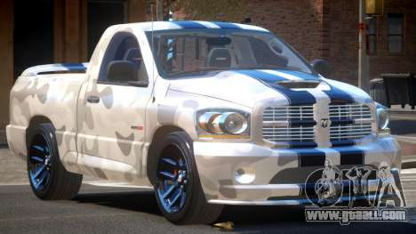 Dodge Ram R-Tuned PJ1 for GTA 4