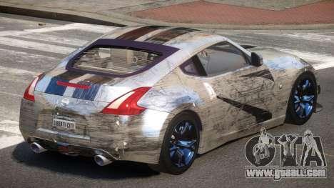 Nissan 370Z TR PJ4 for GTA 4