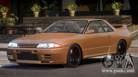 Nissan Skyline R32 V-Style for GTA 4