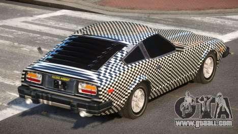 Datsun 280ZX GT PJ2 for GTA 4