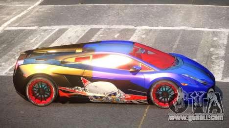Lamborghini Gallardo FSI PJ5 for GTA 4
