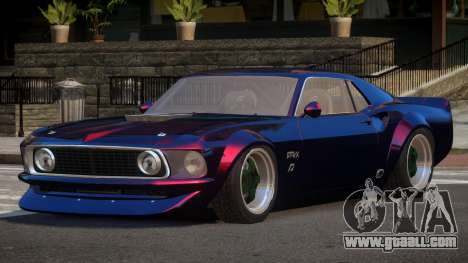 Ford Mustang TR Custom for GTA 4