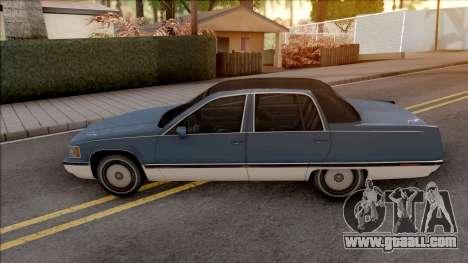Cadillac Fleetwood Brougham 1993 for GTA San Andreas