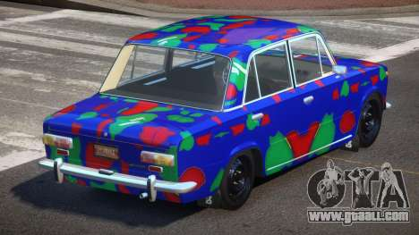 VAZ 2101 BS PJ5 for GTA 4
