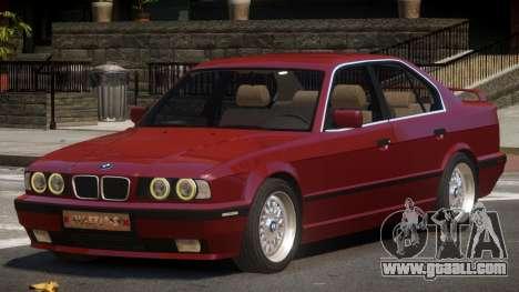 BMW M5 E34 LT for GTA 4