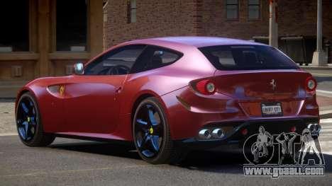 Ferrari FF S-Tuned for GTA 4