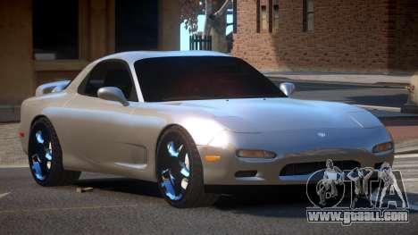 Mazda RX7 BS for GTA 4