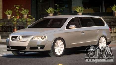 Volkswagen Passat R50 V1.1 for GTA 4