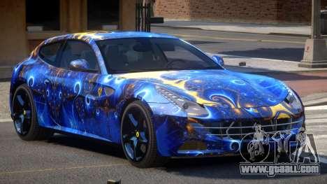Ferrari FF S-Tuned PJ3 for GTA 4