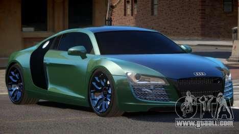 Audi R8 GT-Sport for GTA 4