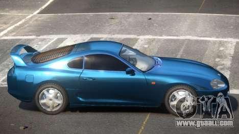 Toyota Supra G-Style for GTA 4