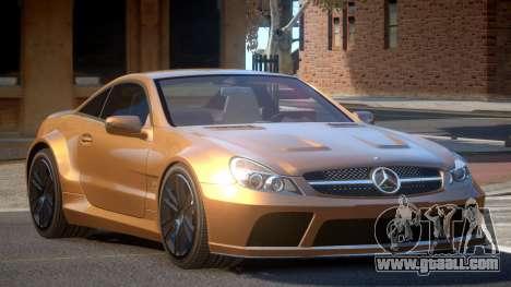 Mercedes Benz SL65 GS for GTA 4