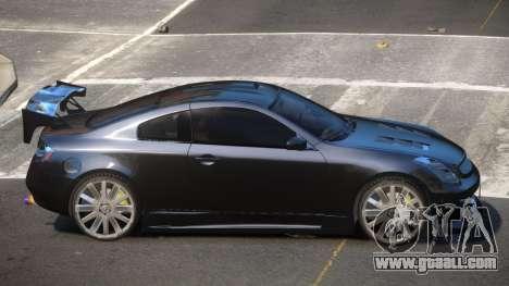 Infiniti G35 R-Tuning for GTA 4