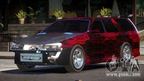 Nissan Stagea RS PJ3 for GTA 4