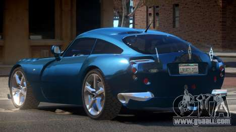 TVR Sagaris LT for GTA 4