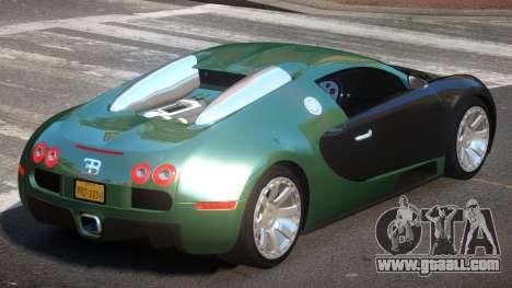 Bugatti Veyron 16.4 MS for GTA 4