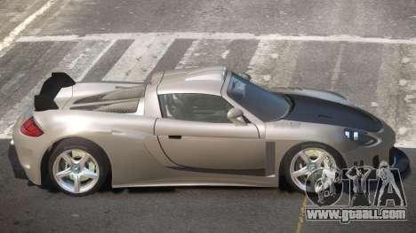Porsche Carrera GT L-Tuning for GTA 4