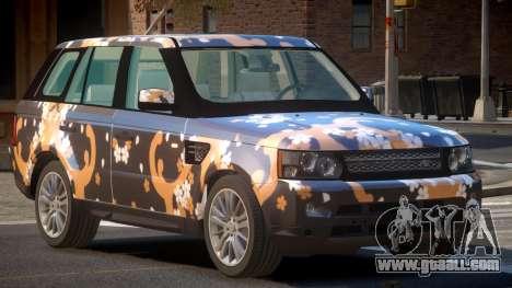 Range Rover Sport SL PJ2 for GTA 4
