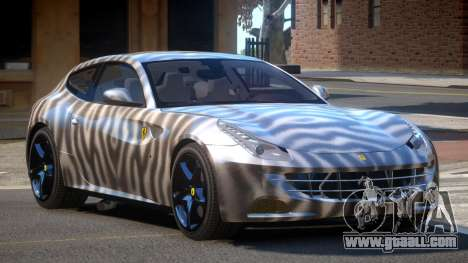 Ferrari FF S-Tuned PJ4 for GTA 4