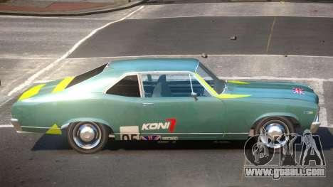 Chevrolet Nova RT PJ3 for GTA 4