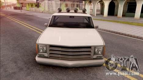 Brute Anchor 1992 for GTA San Andreas