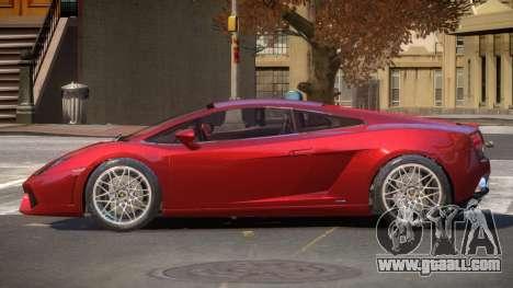 Lambo Gallardo LP560 LT for GTA 4