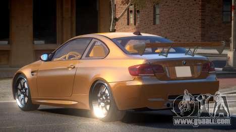 BMW M3 E92 R-Tuned for GTA 4