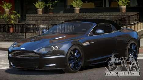 Aston Martin DBS Volante SR for GTA 4